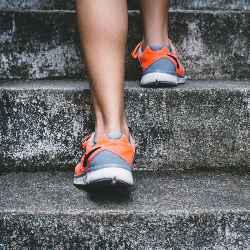 exercise helps beat the winter blues