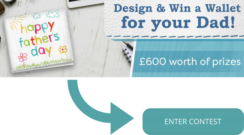 enter the father's day design contest