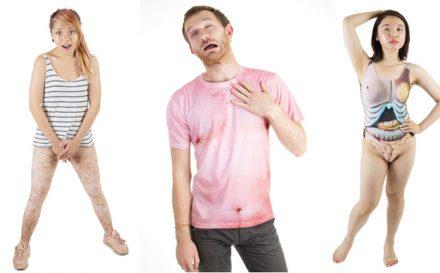 hairy leggings sun burn t shirt shocking designs