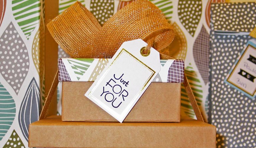 wedding gift tag ideas