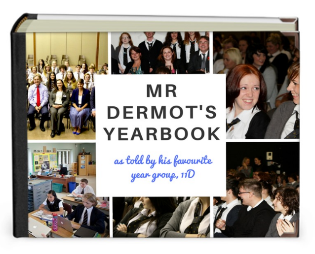scrapbook gifts personalised for teachers