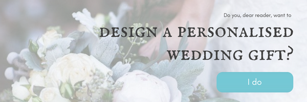 design your own wedding gift here