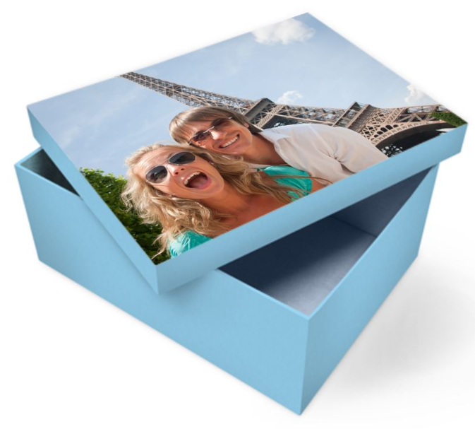 memory box wedding gift