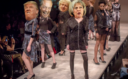when politics meets fashion blog