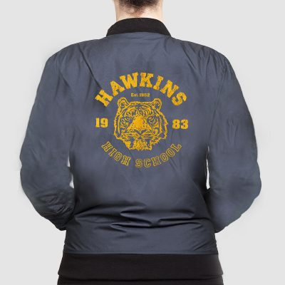 Hawkins High jacket