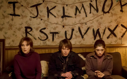 stranger things halloween party blog post