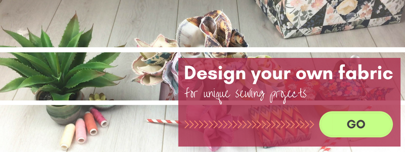 design your own fabric for sewing projects