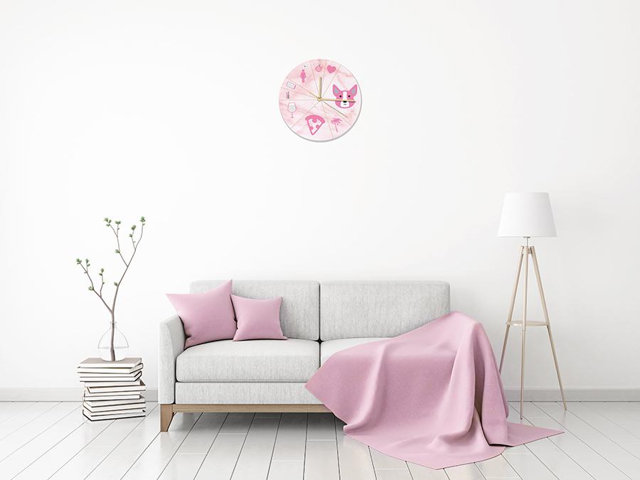 girlfriend funny clock designs lifestyle photo