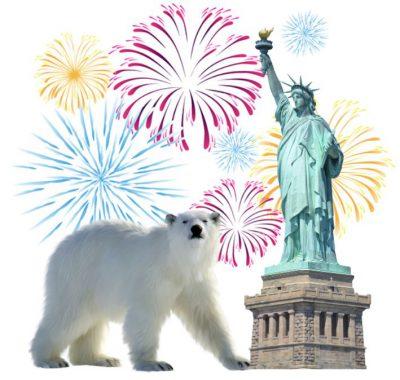 USA NYE tradition