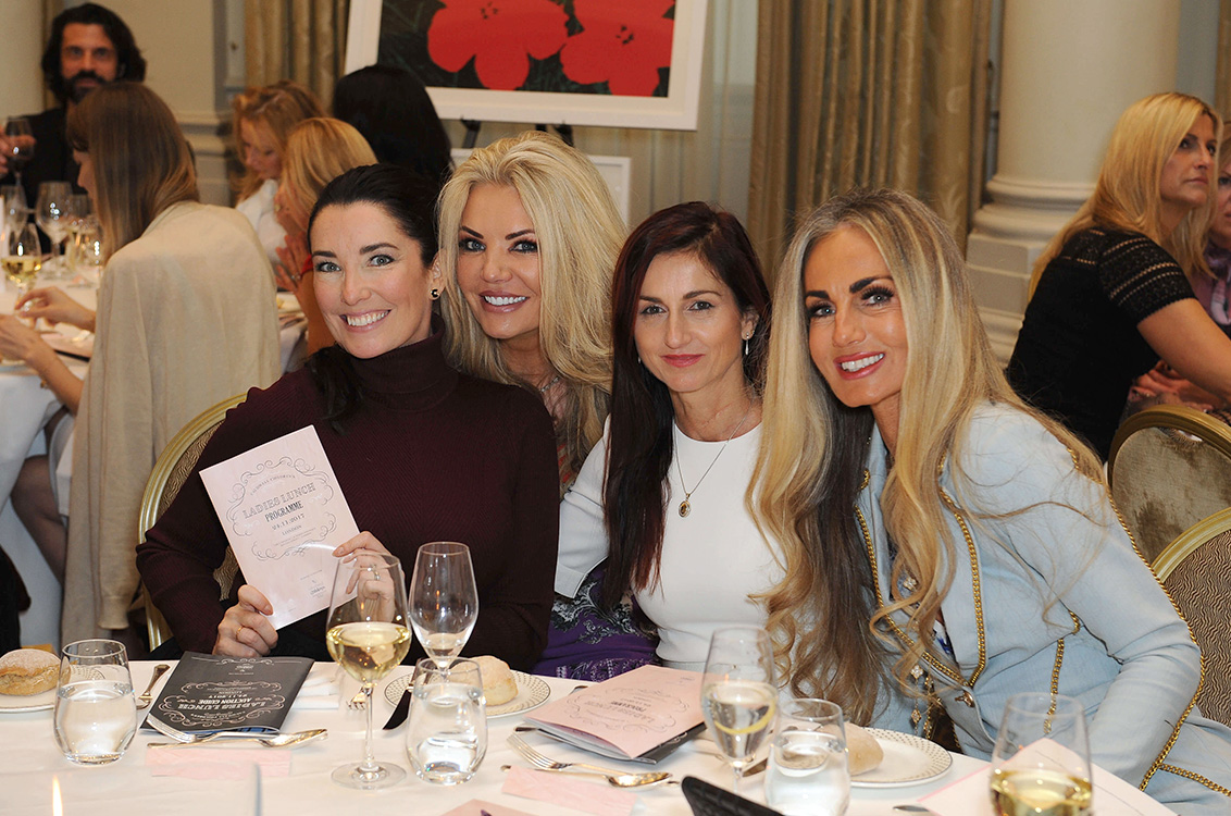 London Ladies Lunch 2017