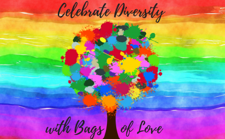 celebrate diversity with bags of live