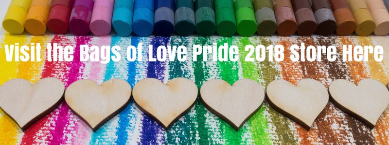 visit Pride 2018 bags of love shop click here