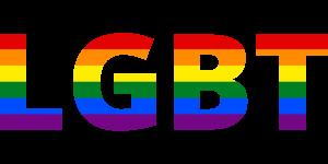 LGBT rainbow logo