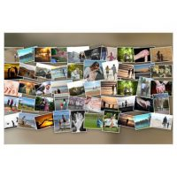 photo collage ideas flag 50 pics