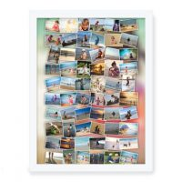 photo collage ideas framed 60 print
