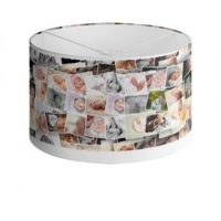 photo collage ideas 40 photo lampshade