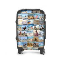 photo collage ideas suitcase 40 pics