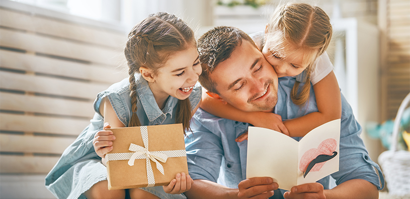 10 Personalised Ways to Surprise Your Father This Father's Day