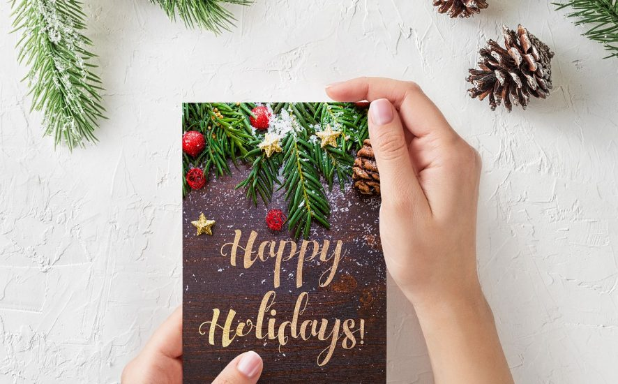 what to write on a christmas card