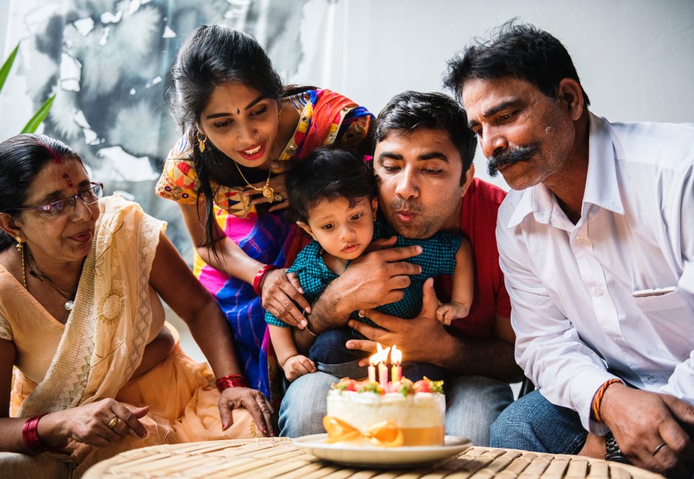 birthdays in india