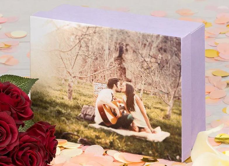 personalised box of love