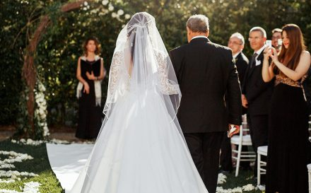 Gifts to give your daughter on her wedding day father with bride