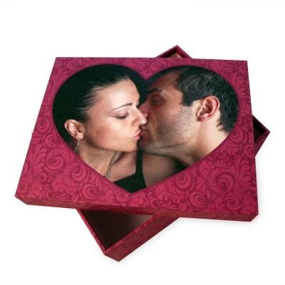 romantic box of love