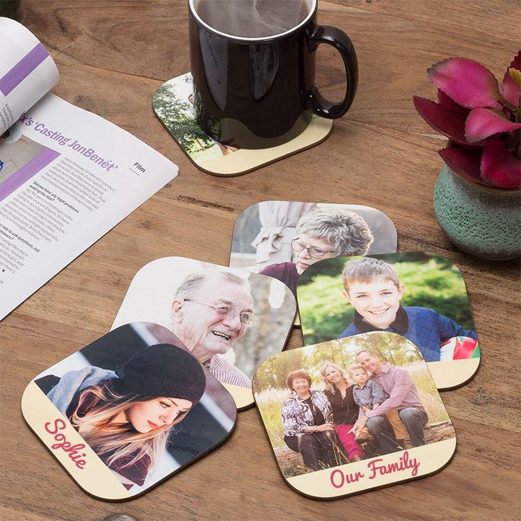 Mother's day coasters