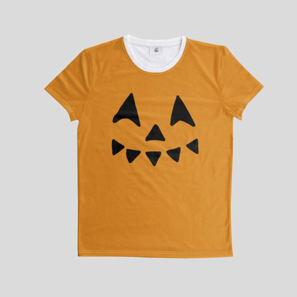 Halloween custom T-shirt