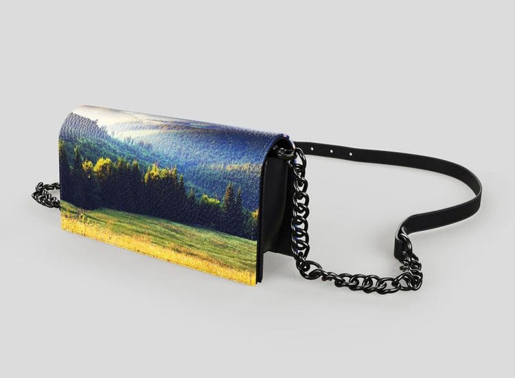Personalise Leather Bags