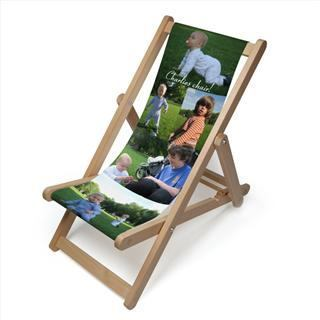 Deckchair for babies