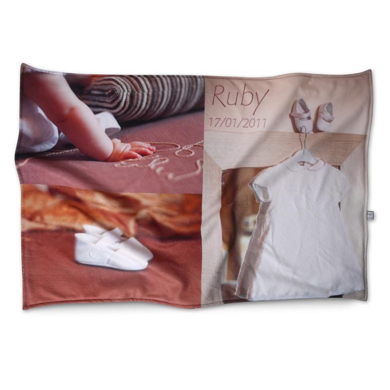 Personalised Blankets Photo Blankets Amp Custom Baby