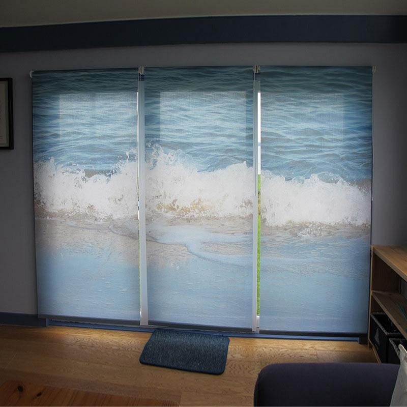 Custom Photo Blinds Personalised Photo Roller Blinds By