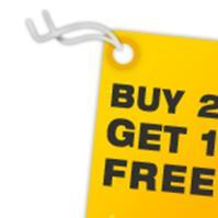 buy 2 get 1 free canvas prints