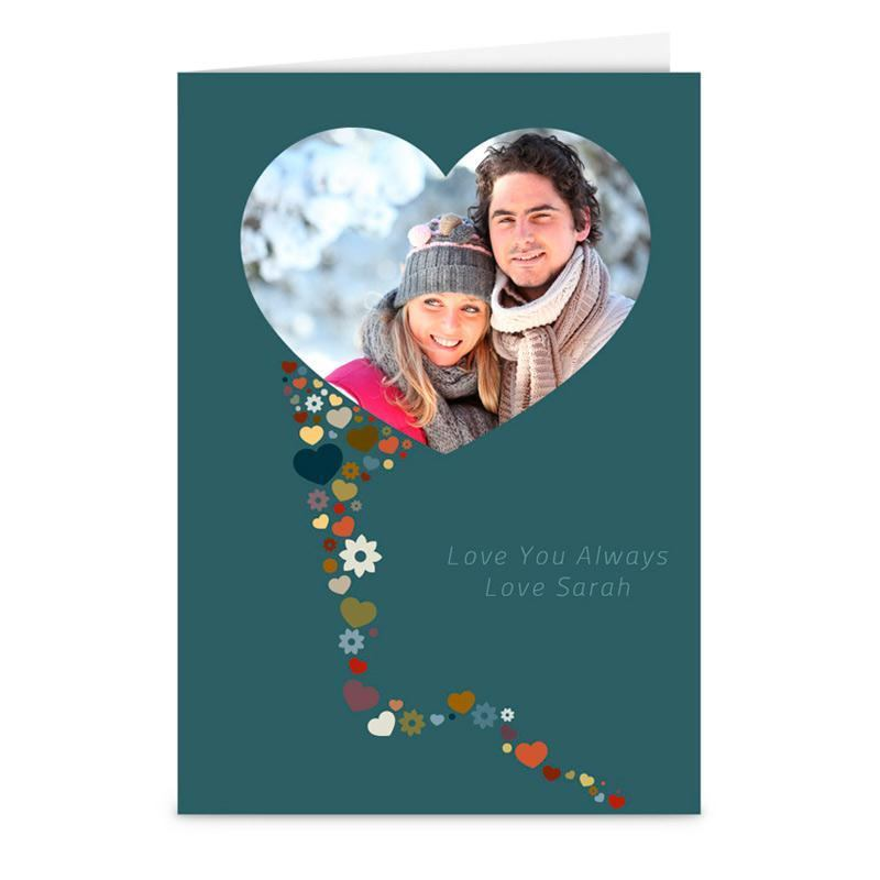 Personalised Cards Online – Valentines Cards Uk