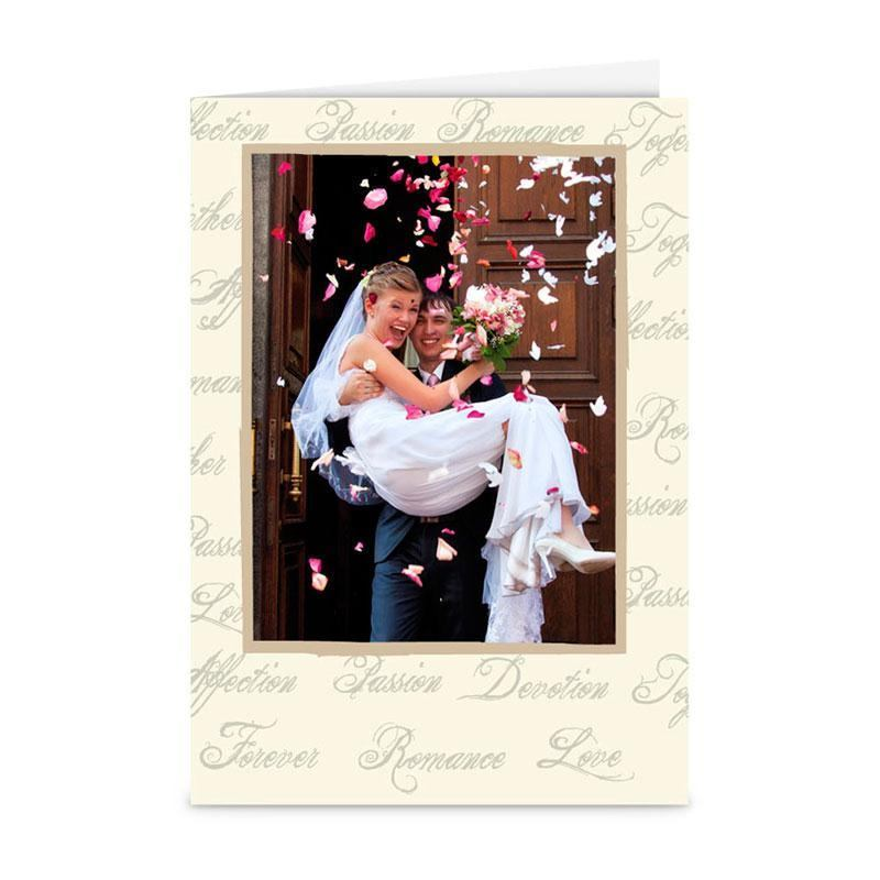 Wedding Gifts Next Day Delivery: Personalised Cards (Next Day Delivery). Personalised