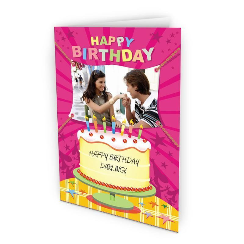 Personalised Cards Online – Online Photo Birthday Cards