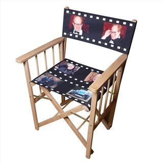 personalised photo directors chair