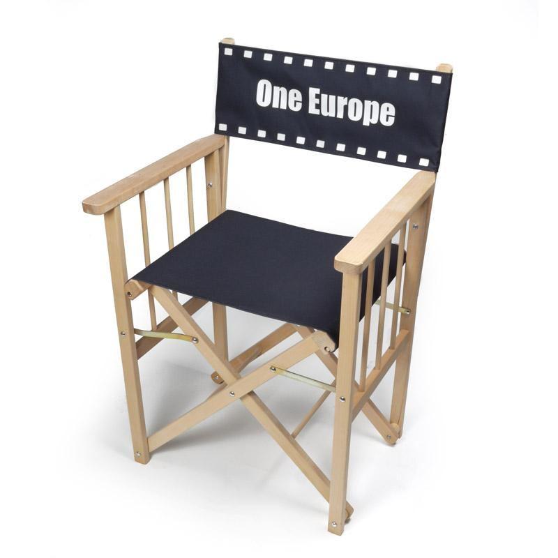 Personalised Directors Chair Custom Print Directors Chairs Bags Of Love