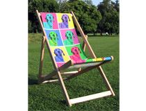 photo deckchair