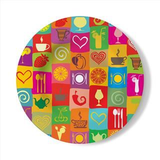 personalised decorative wall plate