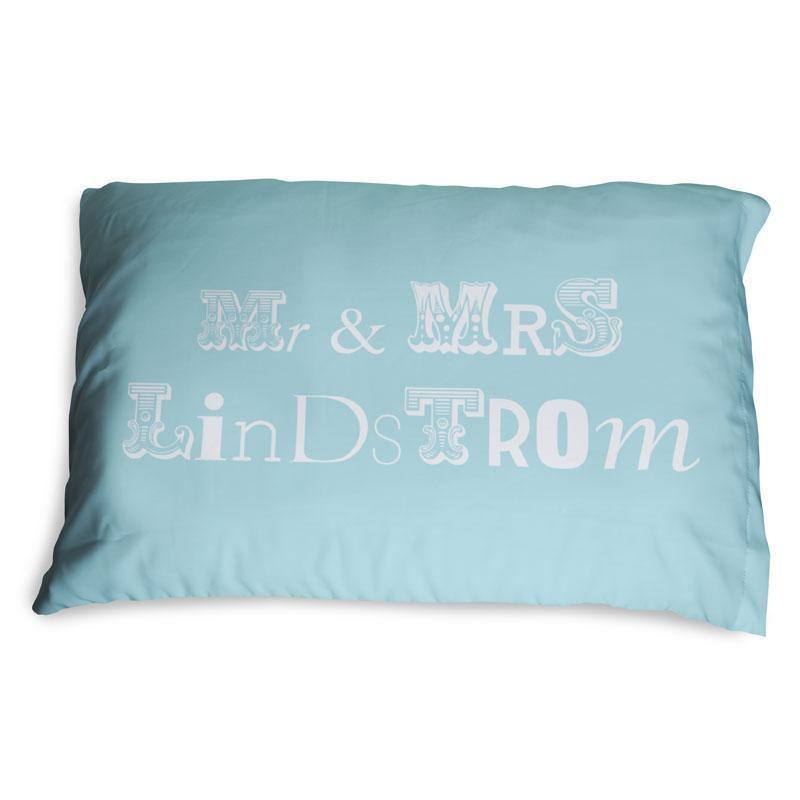 Pillow case sizes