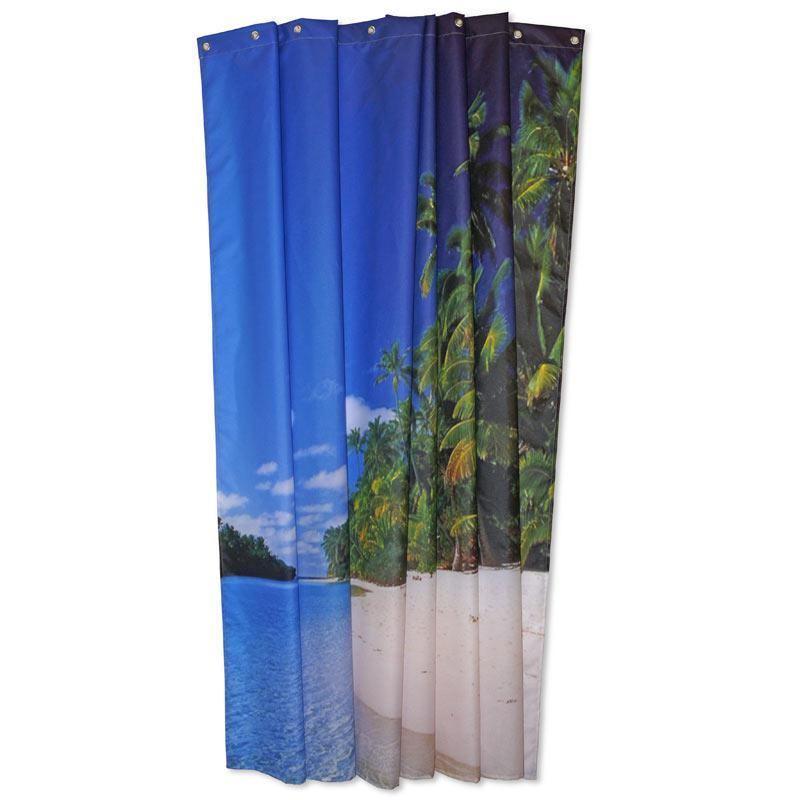 Pictures home beach shower curtains bimini beach shower curtain